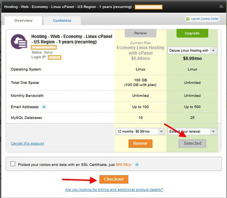 How to downgrading and upgrading GoDaddy hosting plan?   Refresh Coupon Codes   Scoop.it