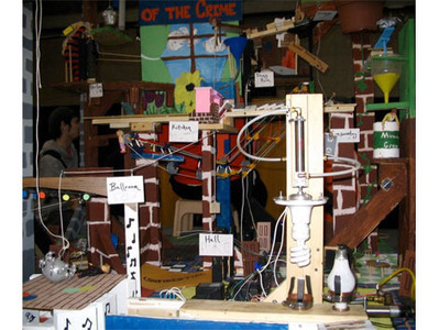 Purdue Sets World Record with Largest Rube Goldberg Machine | PhysicsLearn | Scoop.it