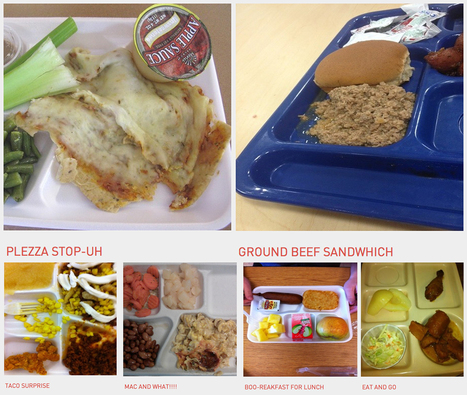 This Is What America's School Lunches Really Look Like | Health and Nutrition | Scoop.it
