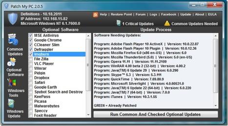 Patch My PC – Gérez vos mises à jour sous Windows | Korben | Time to Learn | Scoop.it