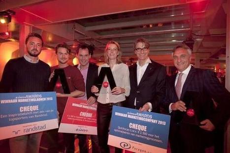 Twitter / NIMAtweets: Gefeliciteerd @DSM ... | NIMA Awards 2013 | Scoop.it