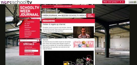 Schooltv : Wetten & regels op internet - surf, download en internet via de right way | Auteursrecht en Creative Commons | Scoop.it
