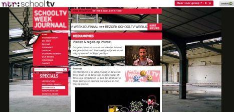 Schooltv : Wetten & regels op internet - surf, download en internet via de right way | Auteursrecht en Creative Commons | Scoop.it