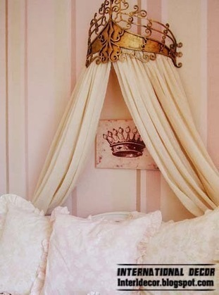 International decor: Canopy beds for girls room - Top designs and ideas   International Decorating ideas   Scoop.it