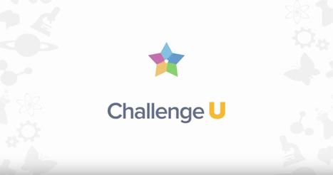 C'est quoi ChallengeU, @davichart a fait une petite série de 4 vidéos qui explique la plateforme de A à Z | Class Boost - TBI - BYOD - TICES | Scoop.it