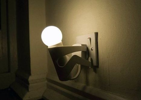 What Color is Your Night Light? It May Affect Your Mood | Health and Fitness | Scoop.it