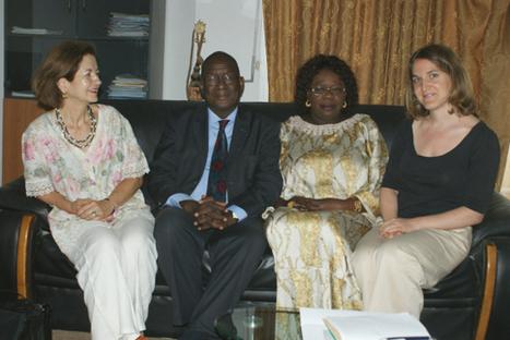 Sénégal: Suite de nos visites dans différents ministères...   Fondation Sylla Caap   Scoop.it