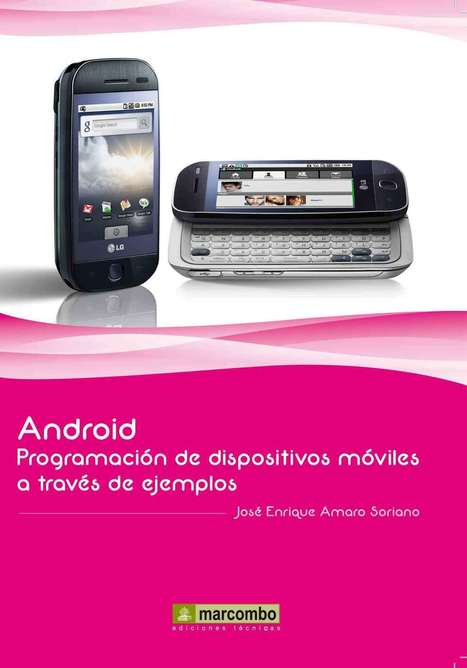 Android: programación de dispositivos móviles a través de ejemplos ISBN: 9788426717672, Libros tecnicos. Libreria Hispano Americana | Android: programacion de dispositivos moviles a traves de ejemplos | Scoop.it