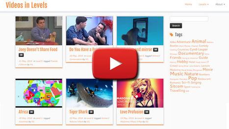 Videos in Levels | FOTOTECA LEARNENGLISH | Scoop.it