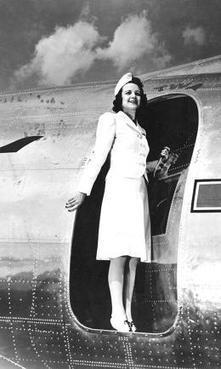 A Cultural History Of Flight Attendant Uniforms, From Go-Go Boots To Power Suits | Designed for Form and Function ....Chairs and Other Objects | Scoop.it