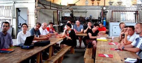 Les entreprises réunies à la ferronnerie - 04/07/2016, La Ferrière-en-Parthenay (79) - La Nouvelle République | Créativité et territoires | Scoop.it