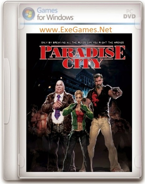 Escape From Paradise City Game - Free Download Full Version For PC | Rakitha | Scoop.it