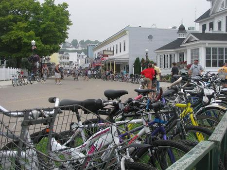 ALLPE Medio Ambiente Blog Medioambiente.org : Mackinac, una ciudad de EEUU donde los coches están prohibidos desde 1898 | movilidad sostenible | Scoop.it