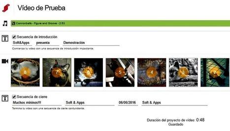 Stupeflix: fantástica aplicación web para crear vídeos gratis | TIC TAC TEP | Scoop.it
