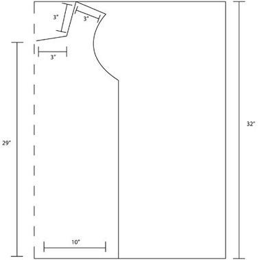 Make a Linen Shift Dress. | Fabrics-Store.com Chronicle | Costumes | Scoop.it