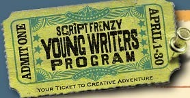 Script Frenzy Young Writers Program | Your ticket to creative adventure | Scriveners' Trappings | Scoop.it