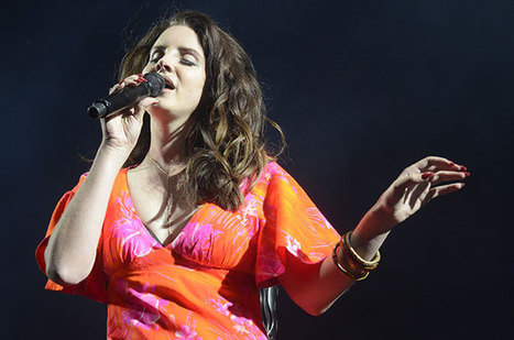 Coachella 2014: Lana Del Rey Debuts 'West Coast' Single In Star-Making Performance | Coachella 2014 | Scoop.it