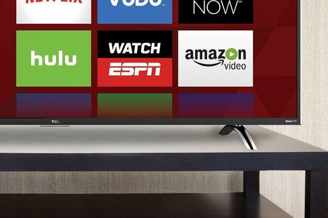 TCL's 4K Roku TVs are available today from $599.99 | Contents creation | Scoop.it