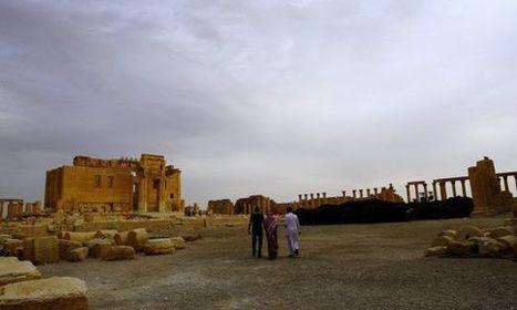 El Estado Islámico destruye parte de otro templo en Palmira | Mundo Clásico | Scoop.it