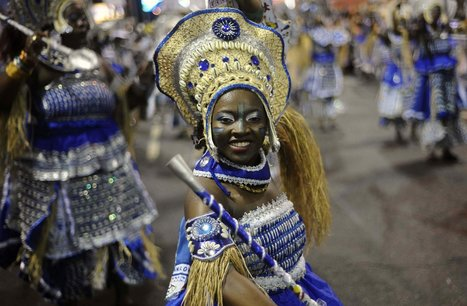 Marching to an African Beat #Brazil #Inequality | Identity (Self-in-world) | Scoop.it