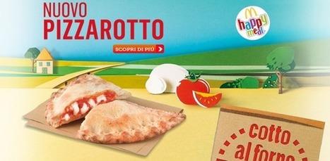 Une calzone au menu de McDonald's Italie | FASTANDFOOD | INOVATEC | Scoop.it