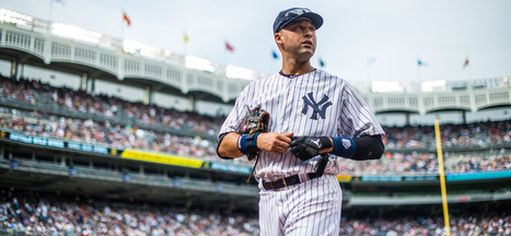 Saying Farewell to Derek Jeter: 5 Lessons on Integrity | Getting Better | Scoop.it