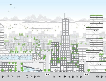 Building hyperdensity and CIVIC DELIGHT: Places: Design Observer | actions de concertation citoyenne | Scoop.it