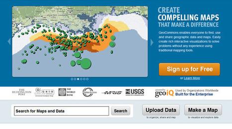 6 outils pour créer vos infographies facilement | Carnet de visuels | Scoop.it