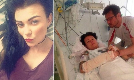 British woman, 24, on life support with broken back | News round the Globe especially unacceptable behaviour | Scoop.it
