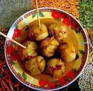 Resep Cilok Bumbu Kacang   Resep Masakan   Scoop.it