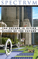 MIT Spectrum | Winter 2014 | The Future Is Cities | Paleofuture | Scoop.it