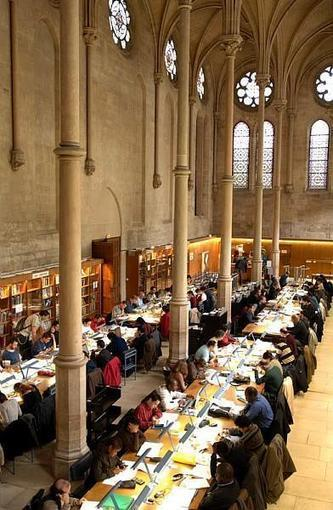 Bibliothèque d'études et de recherche en Sciences et techniques - Bibliothèques / Service commun de documentation - Cnam - | Base de données de données | Scoop.it