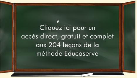 Cours de français en ligne | Des jeux pour apprendre en s'amusant | Scoop.it