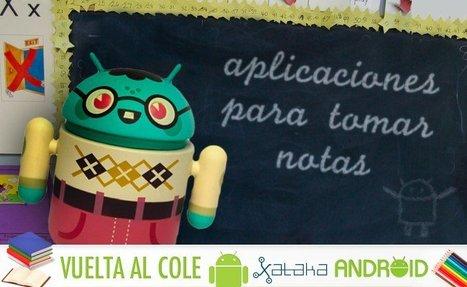 Las mejores aplicaciones Android vuelta al cole: libretas de notas | Teaching & Learning Resources | Scoop.it