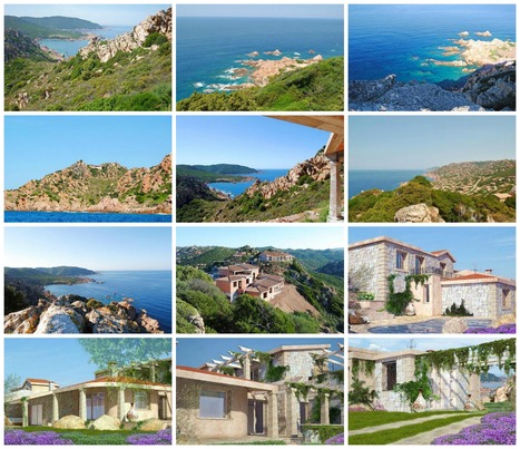 A Place in Paradise: Costa Paradiso, Sardinia | Italia Mia | Scoop.it