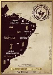 Velo do Brasil: road movie sur deux roues pendant la Coupe du monde - Rue89 | Autour du vélo | Scoop.it