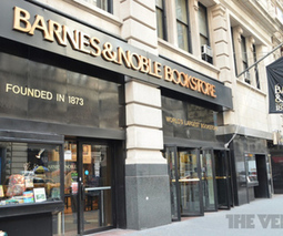 Barnes & Noble plans to cut up to a third of stores over the next decade (update)   Digital Publishing, Tablets and Smartphones App   Scoop.it