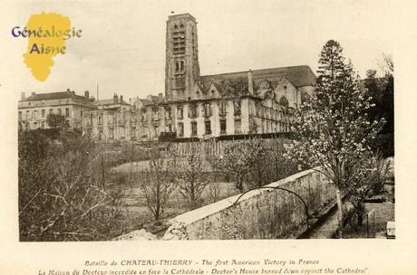 Château-Thierry dans le passé | Généalogie et histoire, Picardie, Nord-Pas de Calais, Cantal | Scoop.it
