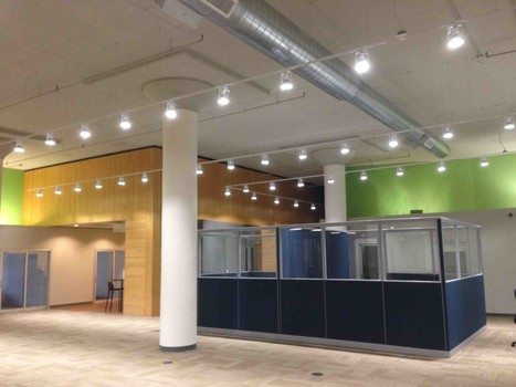 Here's a look at the city's newest collaborative workspace for the life sciences, right on Drexel's campus | Real Estate | Scoop.it