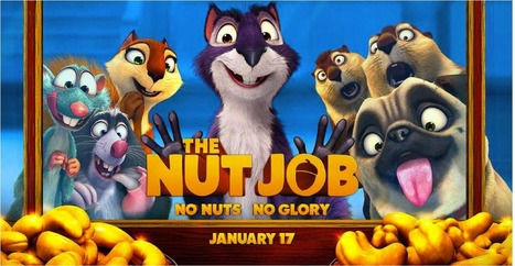 The Nut Job : Learn English Through Movies | clubEFL - English on the Net | Scoop.it