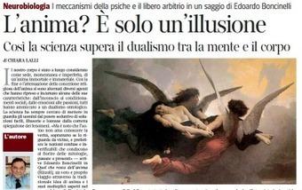 L'anima? È solo un'illusione | The Matteo Rossini Post | Scoop.it