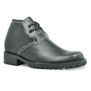 Black men height boots that make you taller 9cm / 3.54inch | Elevator Height Boots for Men Taller | Scoop.it