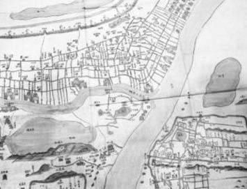 Une carte administrative de Wuhan de la dynastie des Qing revient en Chine | French China | Asie | Scoop.it