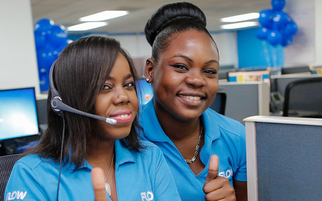 Jamaica: 350 + Call Centre Jobs Coming as Flow and Advantage Communications Sign BPO Contract | Impact Sourcing | Scoop.it