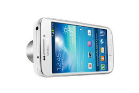 Samsung's Galaxy S4 Is Now 16 megapixel camera with 10x zoom | Tech Shout | Tech Shout | Scoop.it