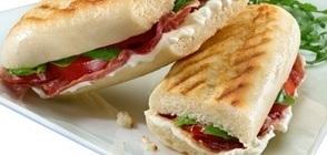 Recette de sandwich panini italien pour votre machine à panini pro   Recettes C&R   Scoop.it