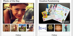 How can nonprofits make use of Pinterest? | SM4NPGeneralSocialMedia | Scoop.it
