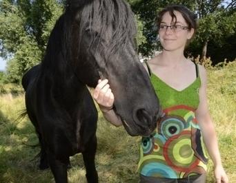 Aire d'activités du Florival : Des chevaux à la place des tondeuses | Médiathèque de Guebwiller - Vallée du Florival | Scoop.it