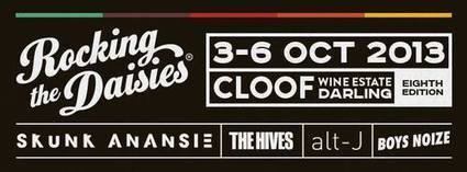 Things I love | Rocking the Daisies is going to be completely... | Things to do in Cape Town | Scoop.it
