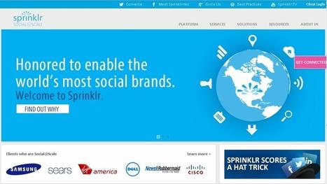 5 Tactical Tools for Social Media Management - SquareFish Inc. | Social Media Networking | Scoop.it